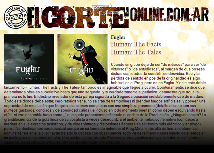 El Corte Online - Fughu review